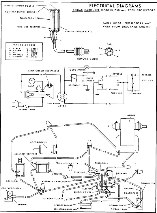 4 Pin Motary Switch Wiring Diagram