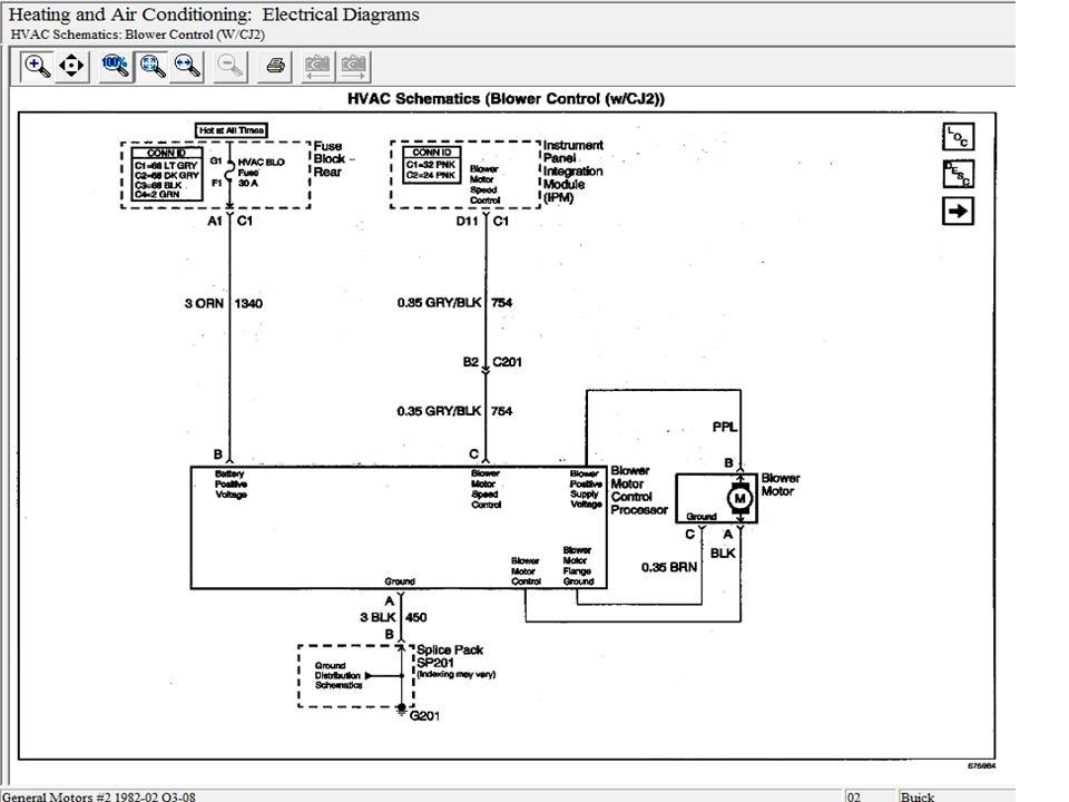 2002 Buick Lesabre Blower Fuse - Free Download Wiring Diagram