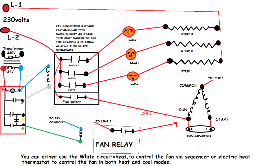Hvac relay wiring diagram wire center trane model twe018 sf 1a heater won t run on auto rh justanswer com hvac thermostat wiring diagram typical hvac wiring diagram swarovskicordoba Images