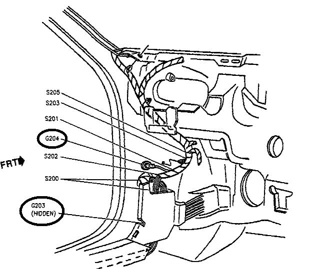 97 deville interior lights high beam switch on column mirrors Cadillac Seats Portrait graphic