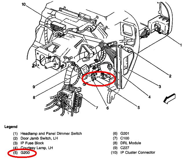 wiring diagram for 2003 chevy trailblazer  chevy  auto