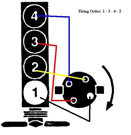 vw i4 engine diagram