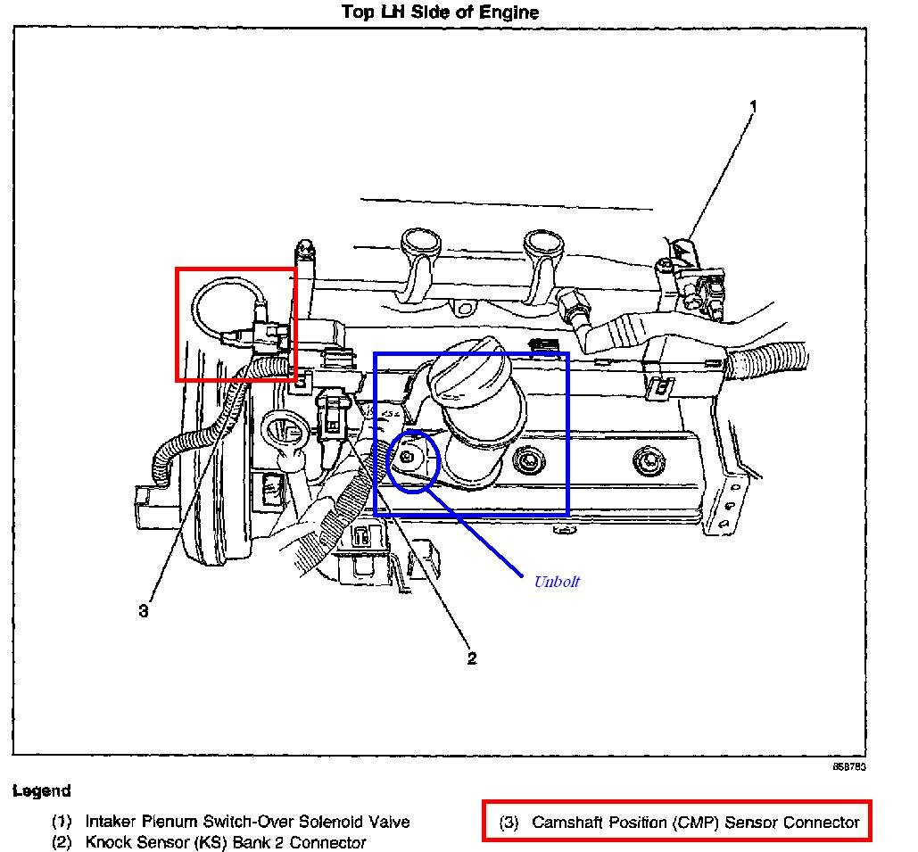 cadillac catera engine diagram