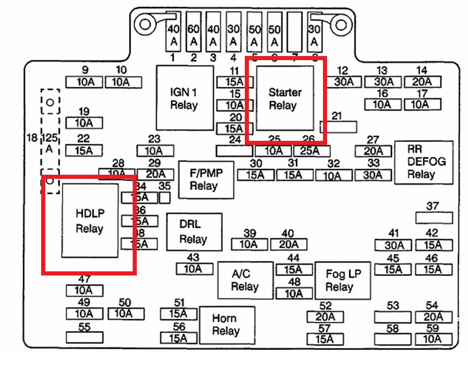 4nri8 Starter First Start Morning Seems Fine 30 Seconds on 2005 Gmc Denali Wiring Diagram