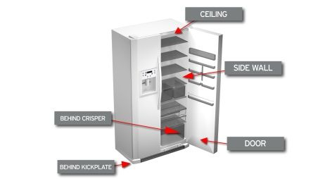 Interesting Kitchenaid Refrigerator Model Numbers Looking At The Number Tag Itself Or One On Door With Have Both And Serial It For Decor
