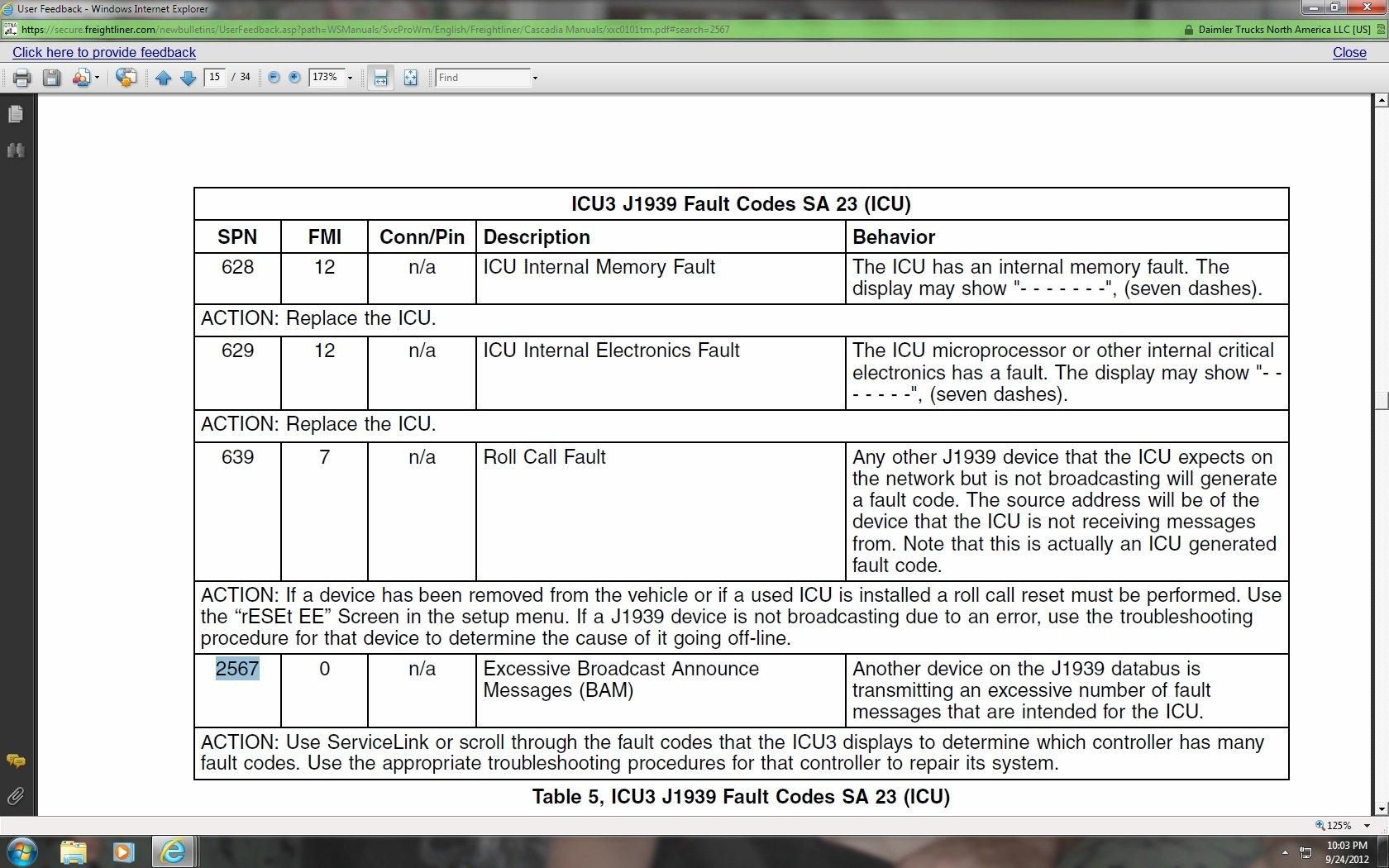 volvo truck fault codes pdf