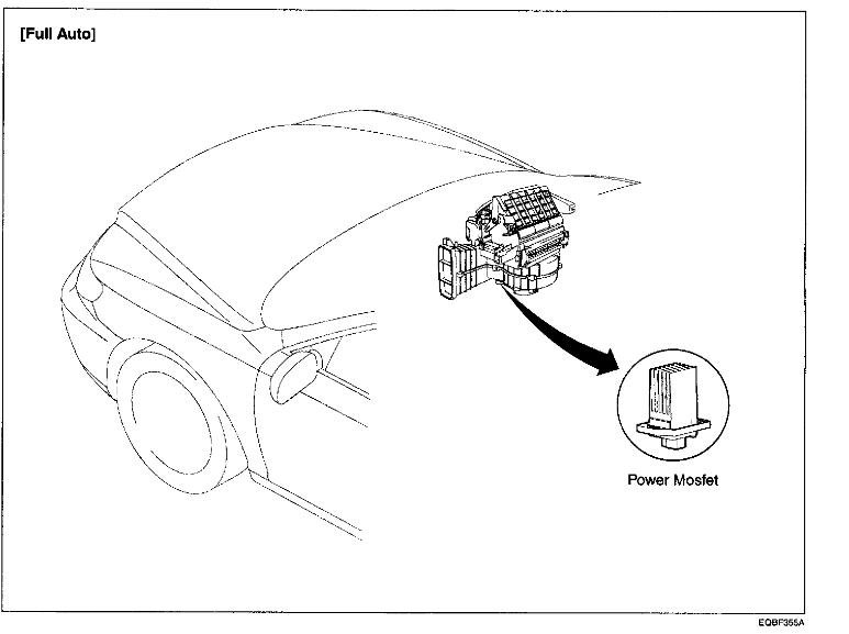 Having Problem With Azera Blower Motor Not Working In Any Setting