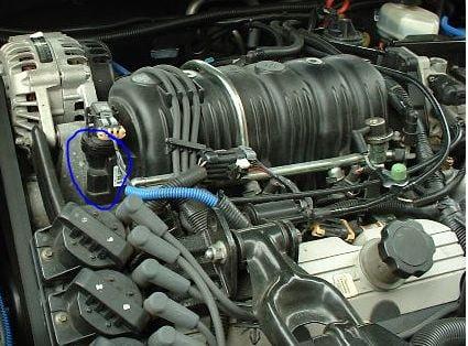 Capture on 1999 Buick Lesabre Blue
