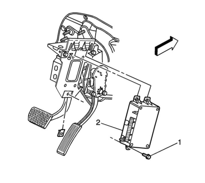 where is the onstar module located on a 2008 chevy equinox