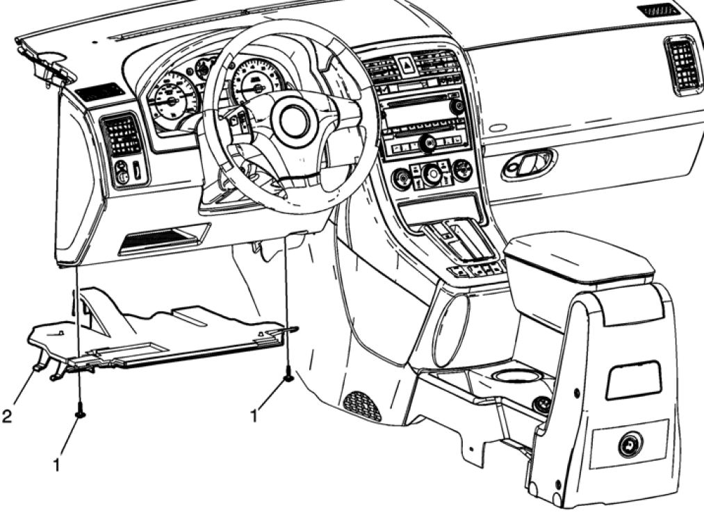 2012 chevy impala computer diagram
