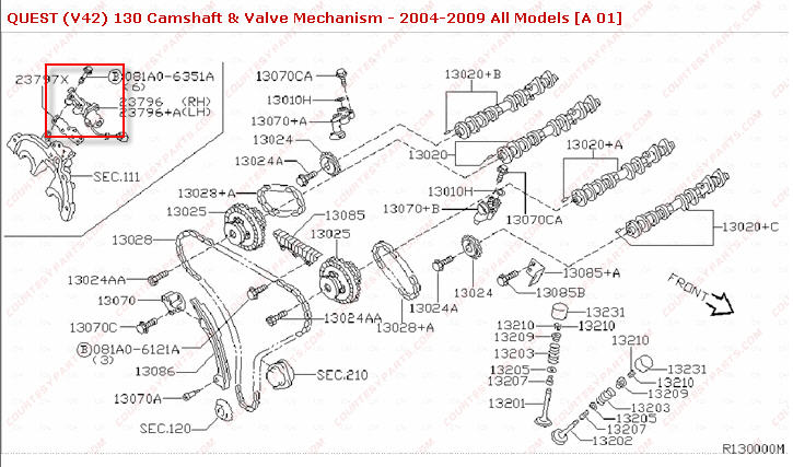 5x5ap 2005 Chevy Impala Need Replace Starter Cyl in addition 4ptgl Replace Thermostat 96 Toyota Corolla besides 48byc 2009 Dodge Journey Sxt Spark Plugs Cyl 3 5l as well T4235907 Need diagram showing firing order likewise T26110723 Whats firing order 2002 subrau outback. on master cyl