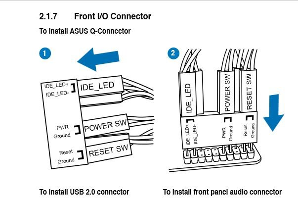 how to connect 2 computer fan on same power source