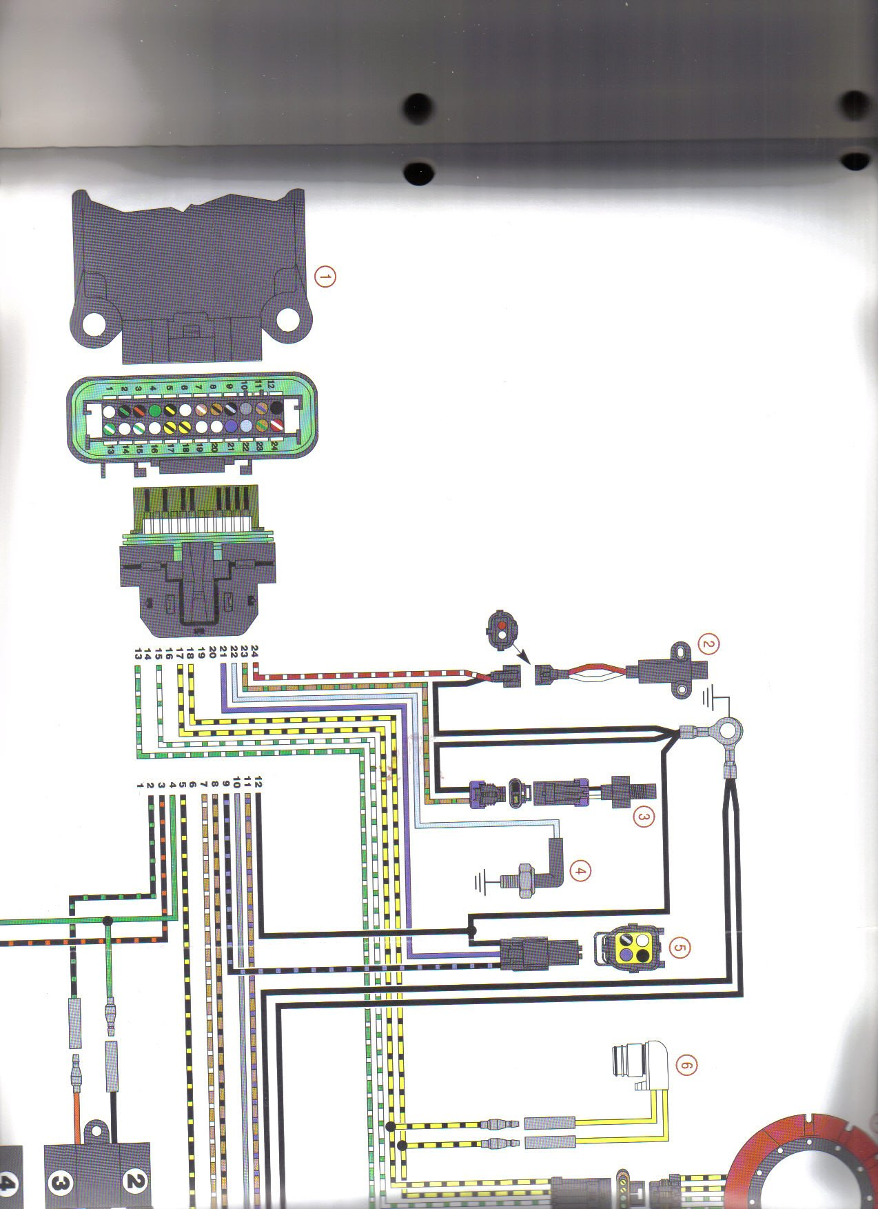 Mercury Bigfoot 60 Wiring Diagram Start Building A Hp Manual Rh Apnmata Org Parts 2