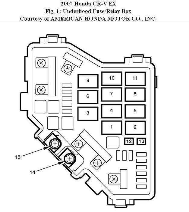 2004 honda civic fuse relay diagram 2007 honda civic fuse box map wiring diagram  2007 honda civic fuse box map wiring