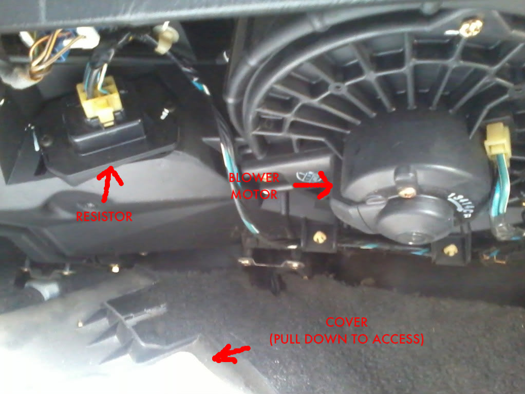 the blower motor on my 2001 honda civic doesn u0026 39 t work  i am