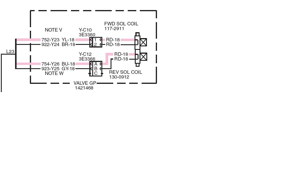 cat 416 wiring schematic   24 wiring diagram images