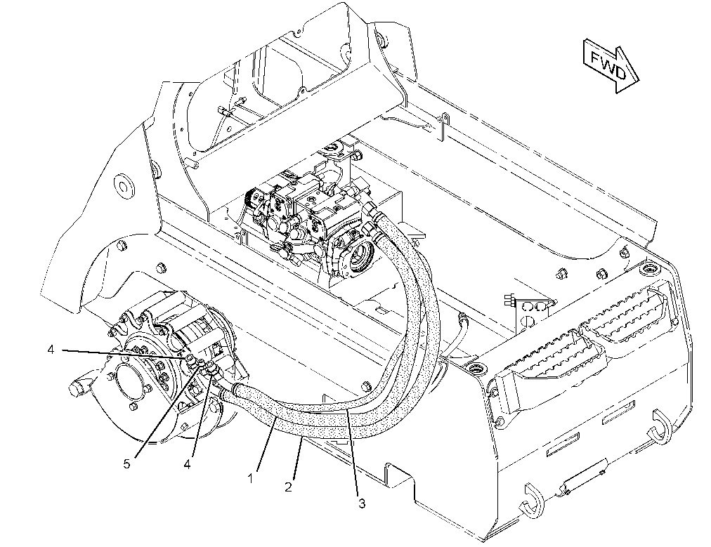 33 Cat 257b Parts Diagram Manual Guide