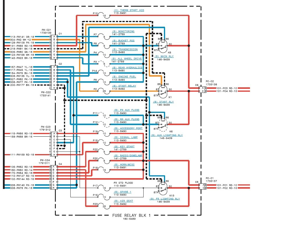 Cat 420e Wiring Diagram Wiring Diagram