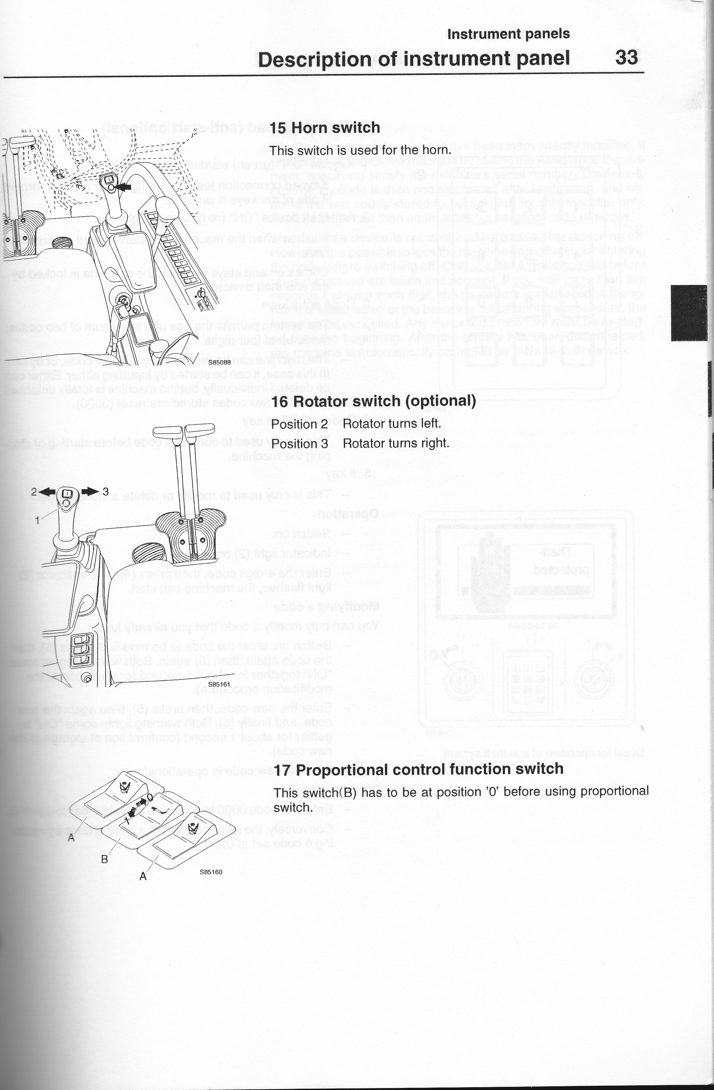 i have a volvo ecr58 and the key switch is bad it is hard to start rh justanswer com Standard Operating Manual Service Manuals