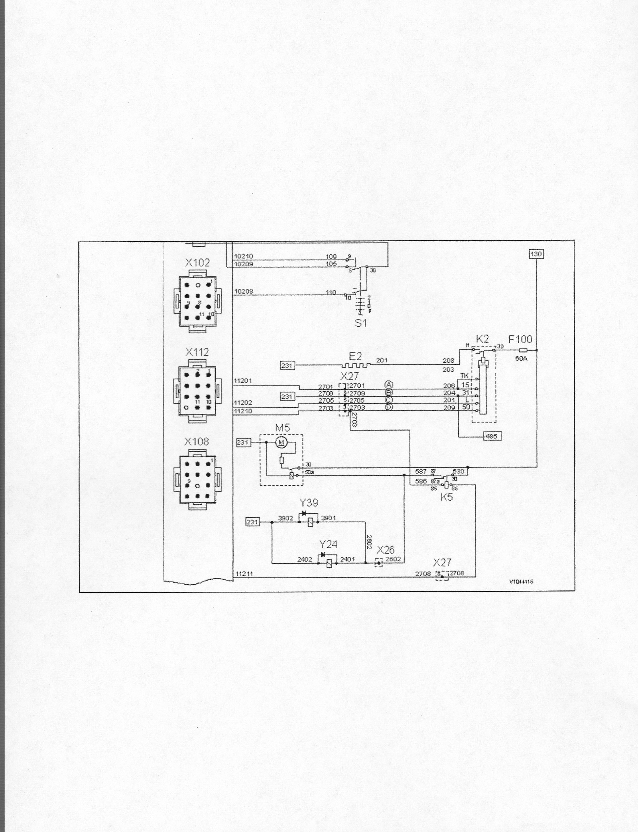 Volvo Loader Schematic Related Keywords Suggestions Wx64 Wiring Diagram 1999 L30 Diagraml