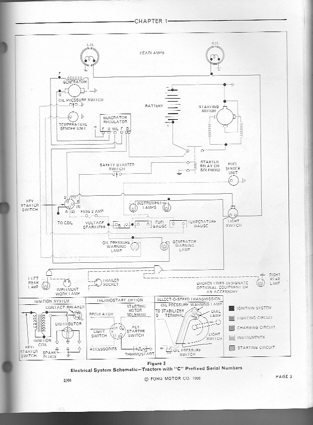 1710 ford tractor alternator wiring diagram product wiring diagrams u2022 rh genesisventures us