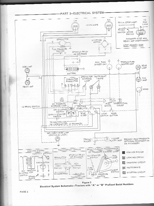 i need a wiring diagram for a ford 3000 tractor approx 1973