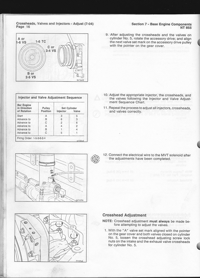 Here is the info from the manual you requested. There is several options,  just look through to determine your setup. I hope this will get you going.