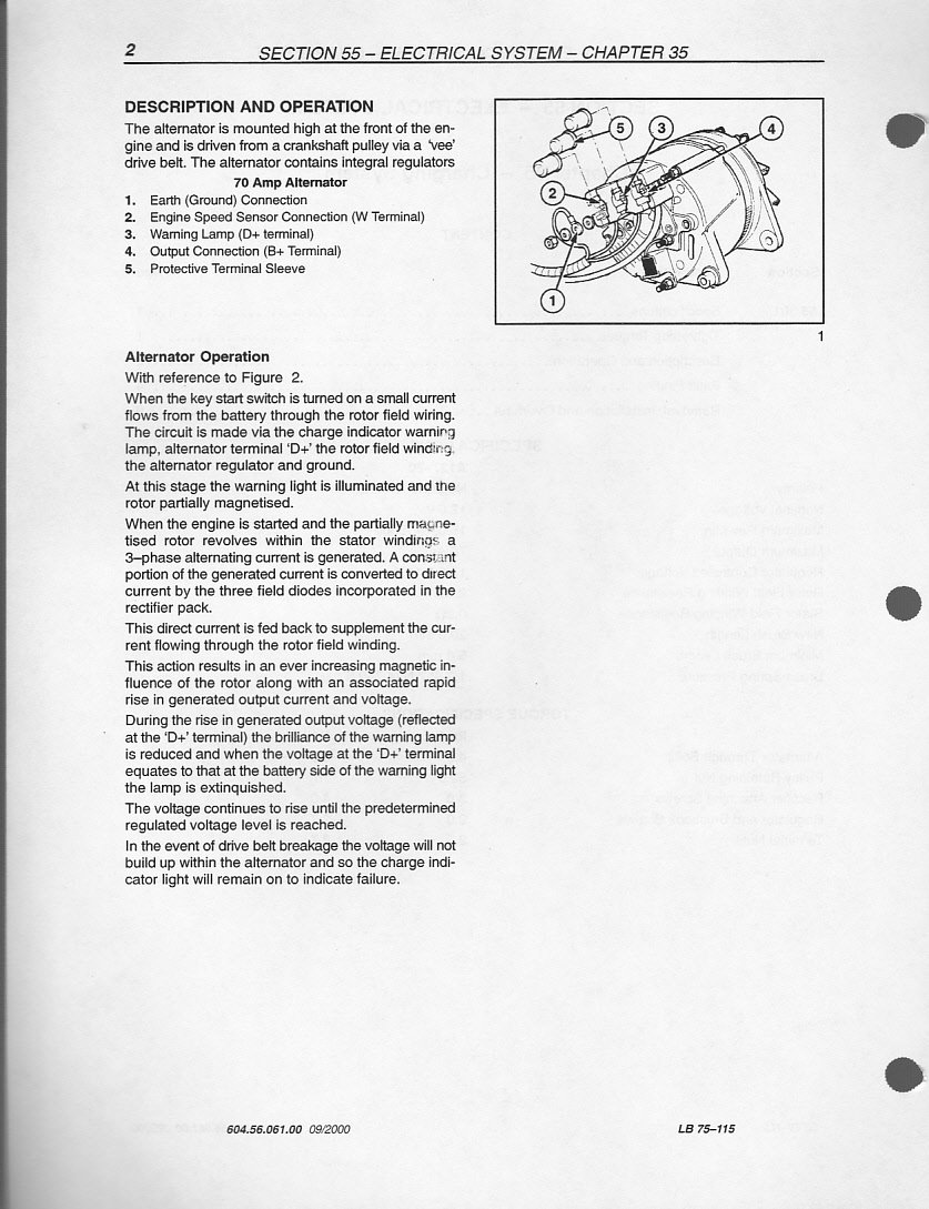 New Holland Lb 75b Wiring Diagram Reinvent Your Ford Tractor Alternator Lb75 Experts Of U2022 Rh Evilcloud Co Uk Tn 70 1920