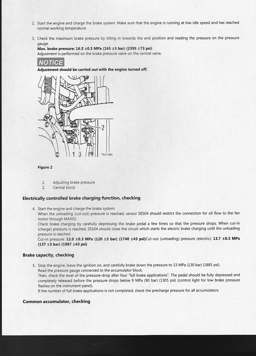 Volvo L120e Wiring Diagram : Volvo l e wiring diagram library