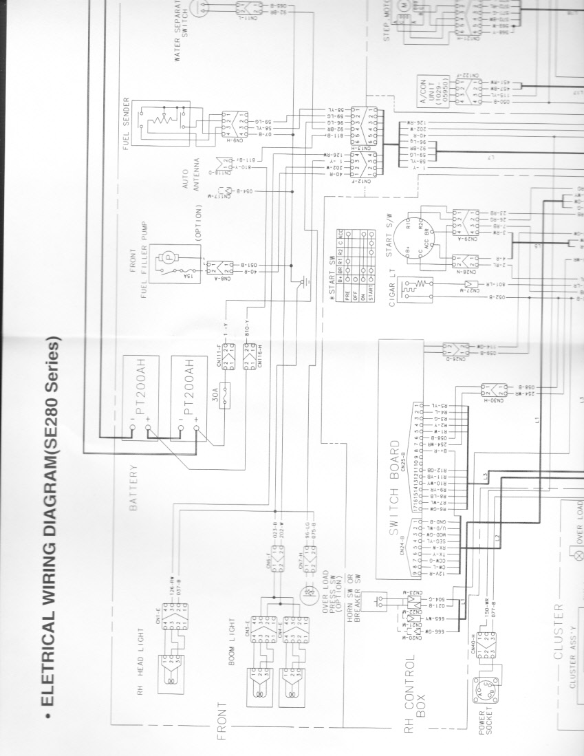 takeuchi tb175 wiring diagram