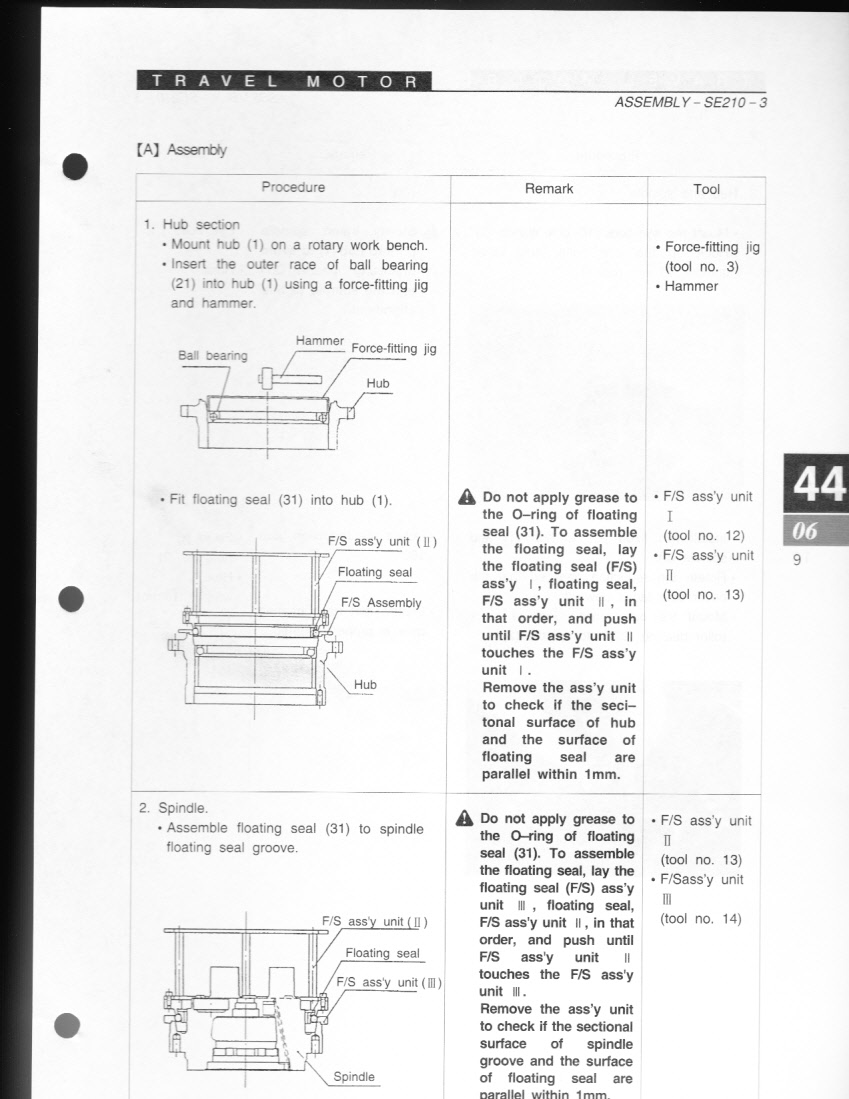 Samsung 210 Excavator Wiring Diagram Diagrams Lc3 Schematic I Have A Se210 And Want To Know If The Gears Parts