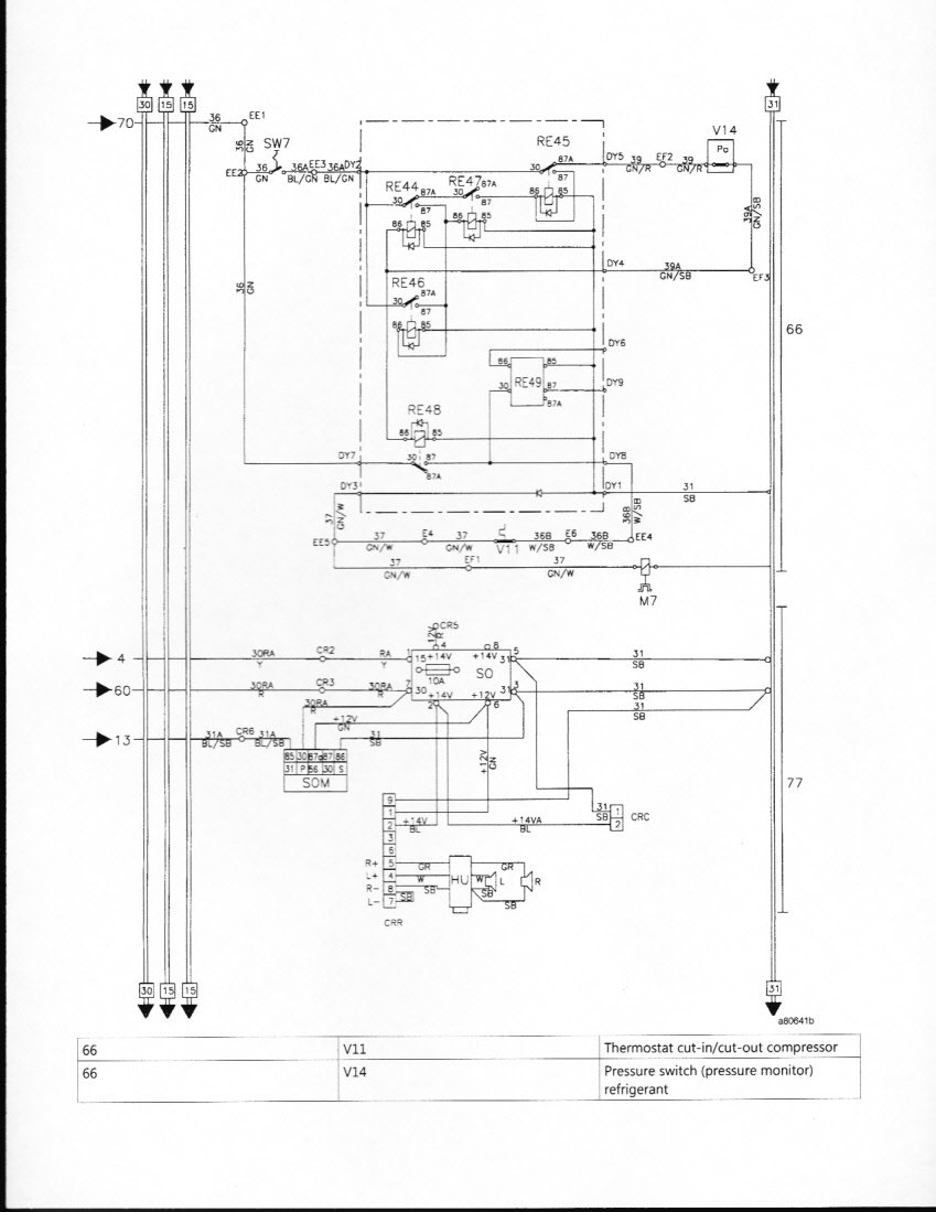 volvo a25c wiring diagram