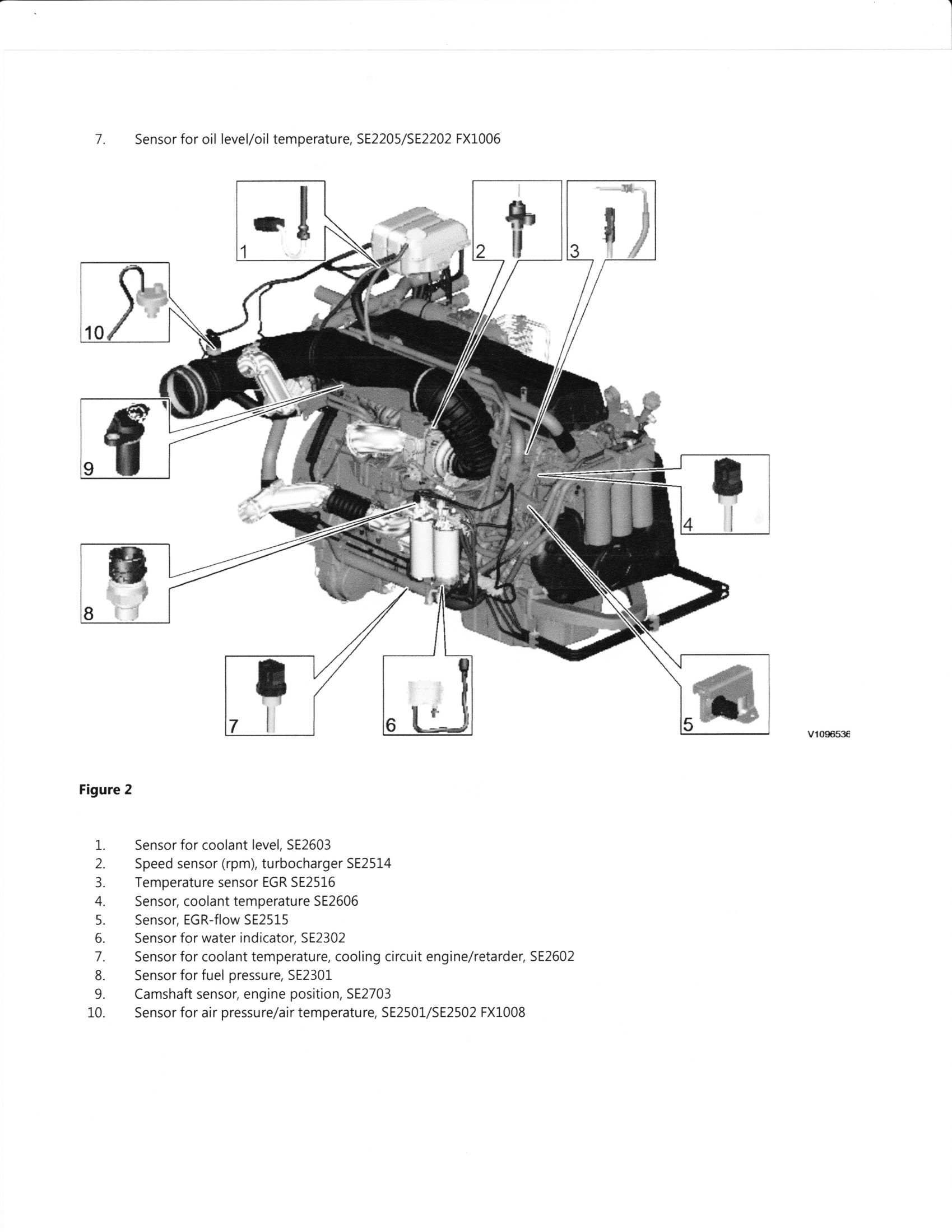 Volvo D12 Engine Parts Diagram Volvo Auto Wiring Diagram