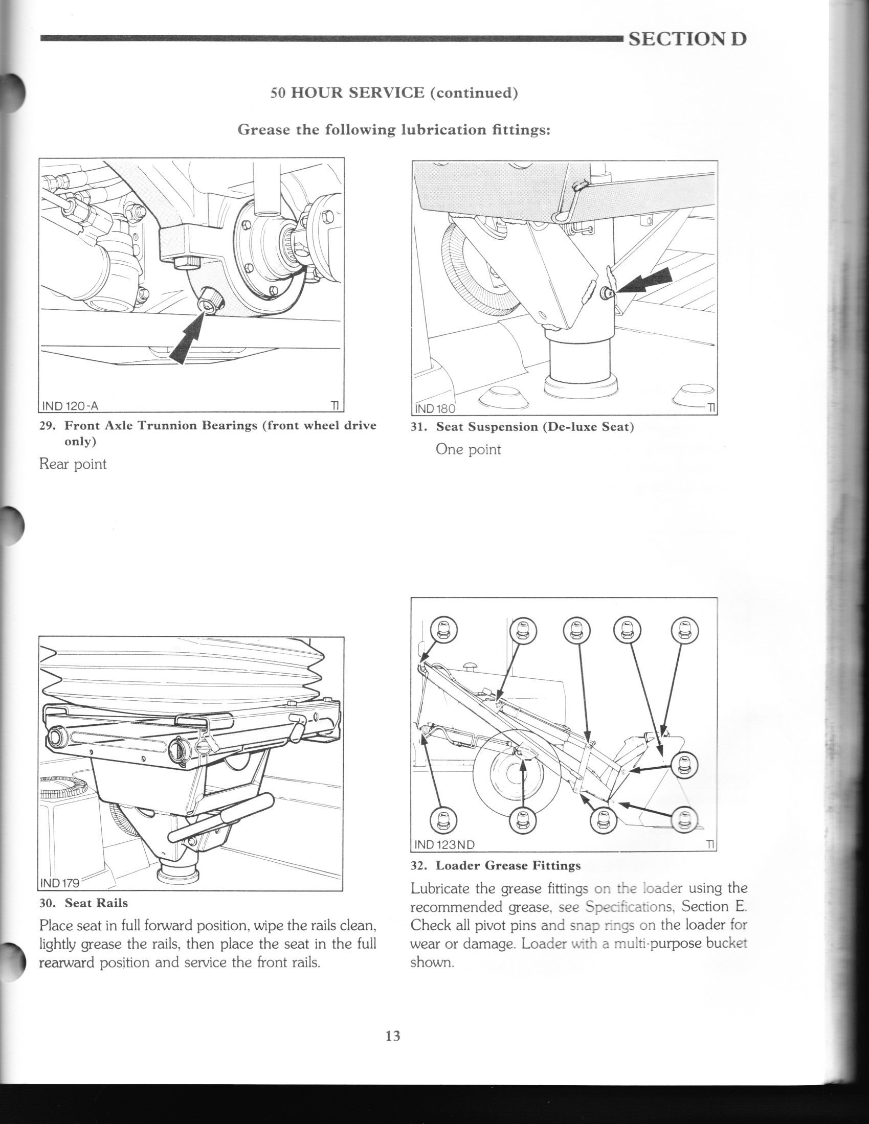 Happy New Year I'm Using A Ford 555d 4x4 Backhoe And Getting. Here Is The Info You Requested Sorry For Delay Flu Kicking My Butt. Ford. Ford 555 Backhoe Front Axle Diagram At Scoala.co