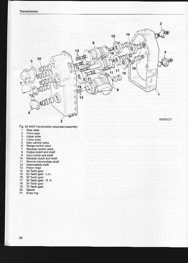 champion 740 grader service manual