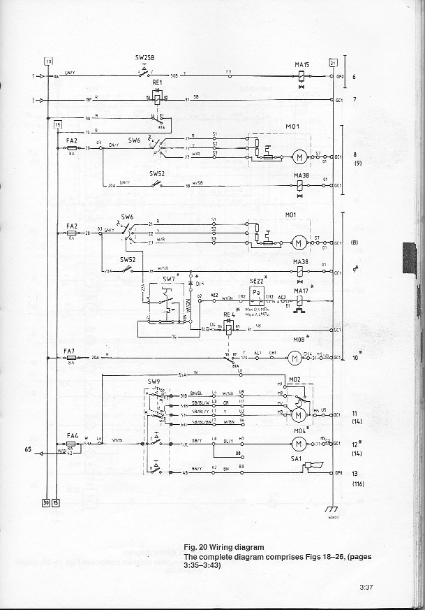 volvo construction wiring diagram key my    volvo    l70 has manual fuel shutoff in cab but also has  my    volvo    l70 has manual fuel shutoff in cab but also has