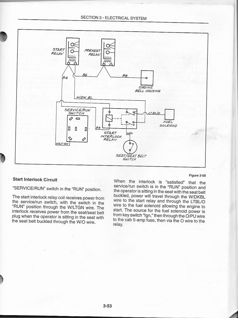 I have a New Holland lx665 turbo skid steer that shut off. put the New Holland Wiring Diagram on