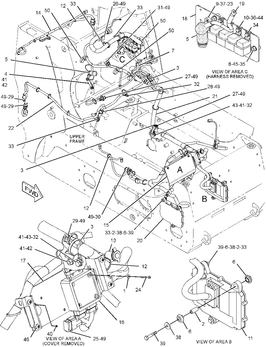 Parts Manual For Cat 257b Caterpillar Wiring Diagram I Have A The Tractor Will Start Park Light Is On And Rh Justanswer Com 247b 277b Service