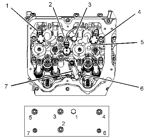 What Are The Torque Specs For The Top End Of C 15 When