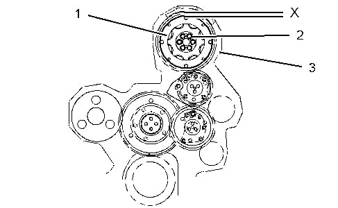BC3067 Bobcat Water Pump Replaces 6653941 50306 together with Chevrolet Express 6 0 2013 Specs And Images also Toyota Ta a 2004 Engine Diagram further 2005 Pontiac Grand Am 3400 Motor Diagram in addition 2006 International Dt466 Engine Parts. on international belt routing diagram
