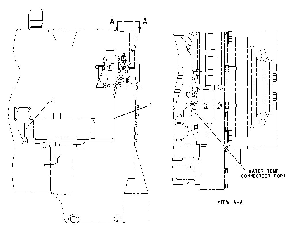 C15    Cat Block Heater Location Engine Wiring    Diagram    Images