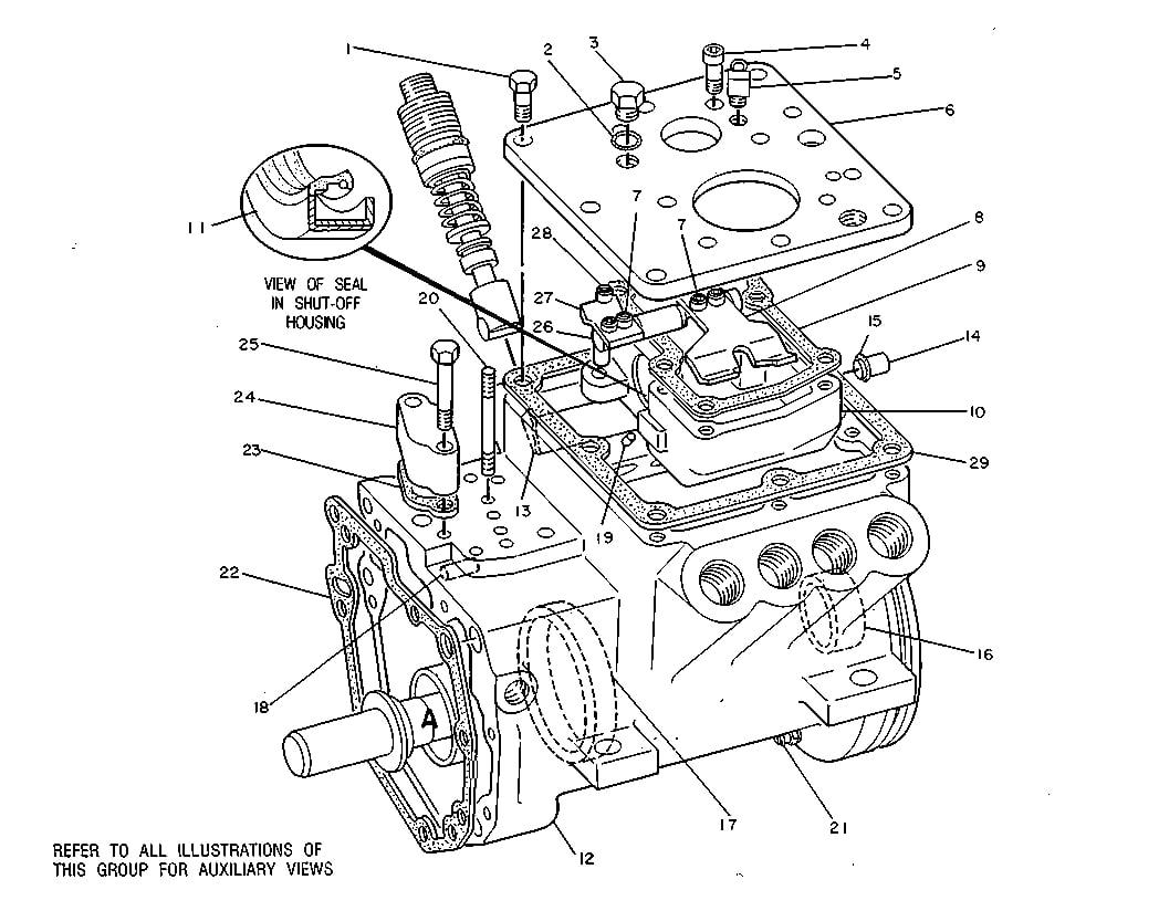 13 Cat Engine Diagram