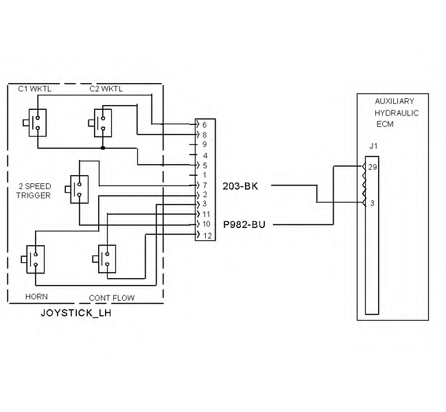 232b 2004 speed travel trigger won u0026 39 t work need wiring schmatic
