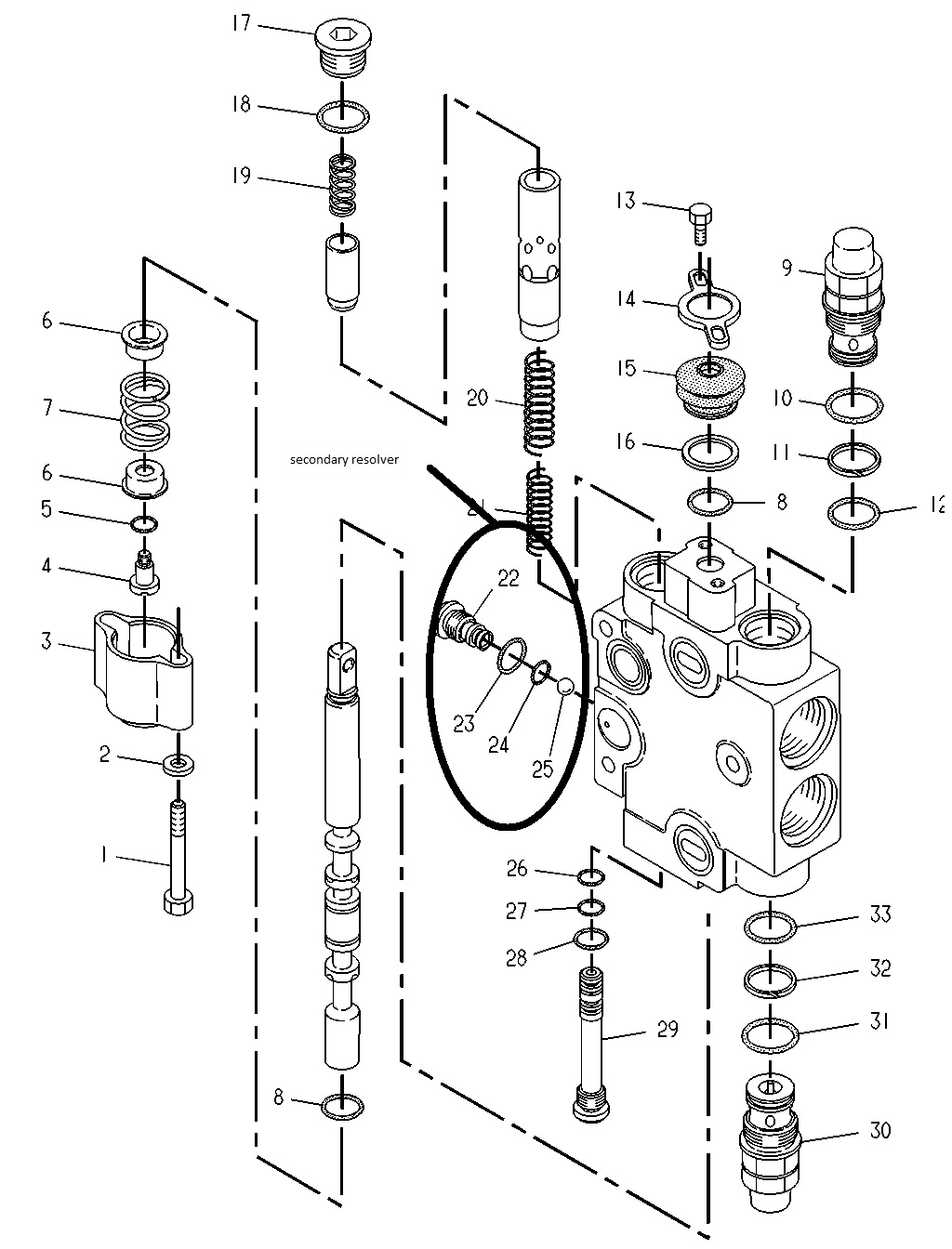 2011 04 06_235134_boom_valve cat 426 serial is 7bc1xxxx all hydraulic functions front and back cat 426b backhoe wiring diagram at panicattacktreatment.co