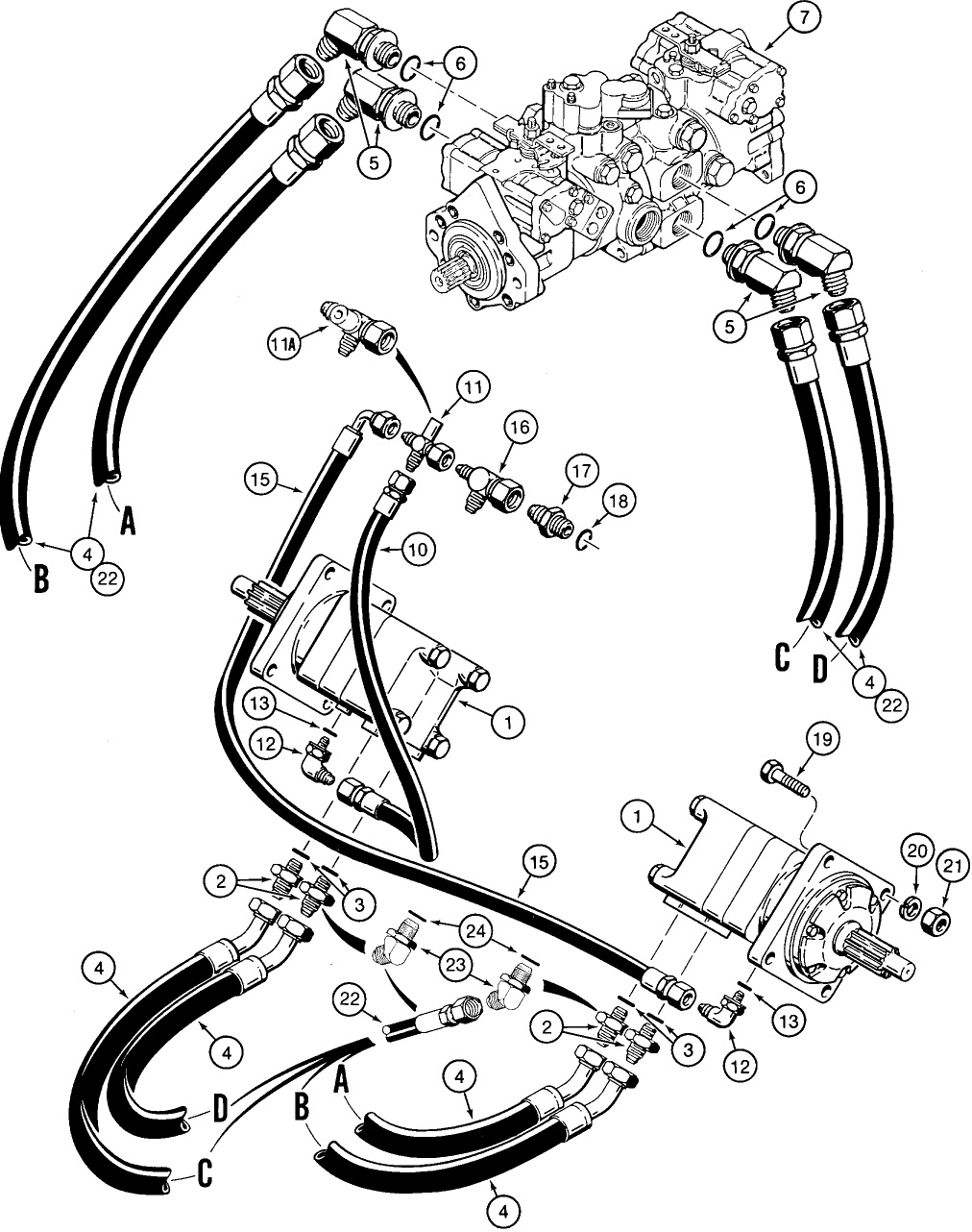 wiring diagram for 1998 1845c case case 70xt wiring