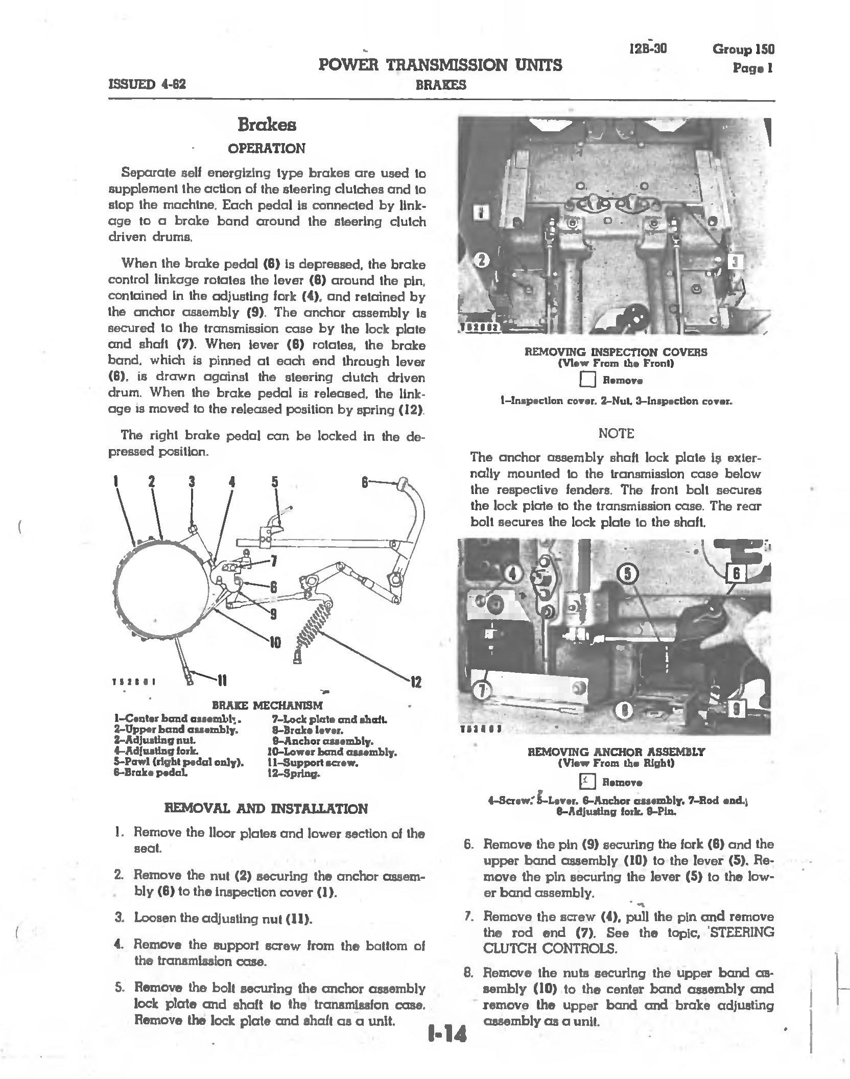 1988 d4c tranny repair