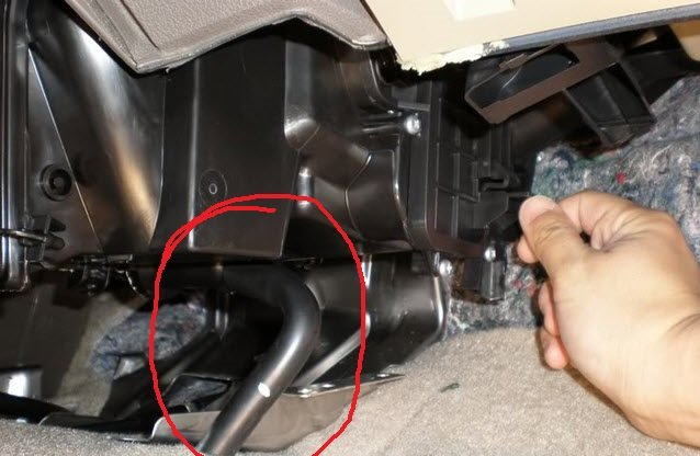 Service Manual How To Replace Ac Tube In A 2012 Subaru