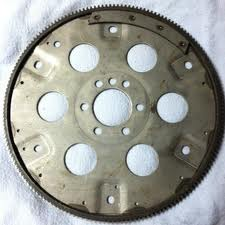 I am putting a flexplate on a 400 chevy what way does the