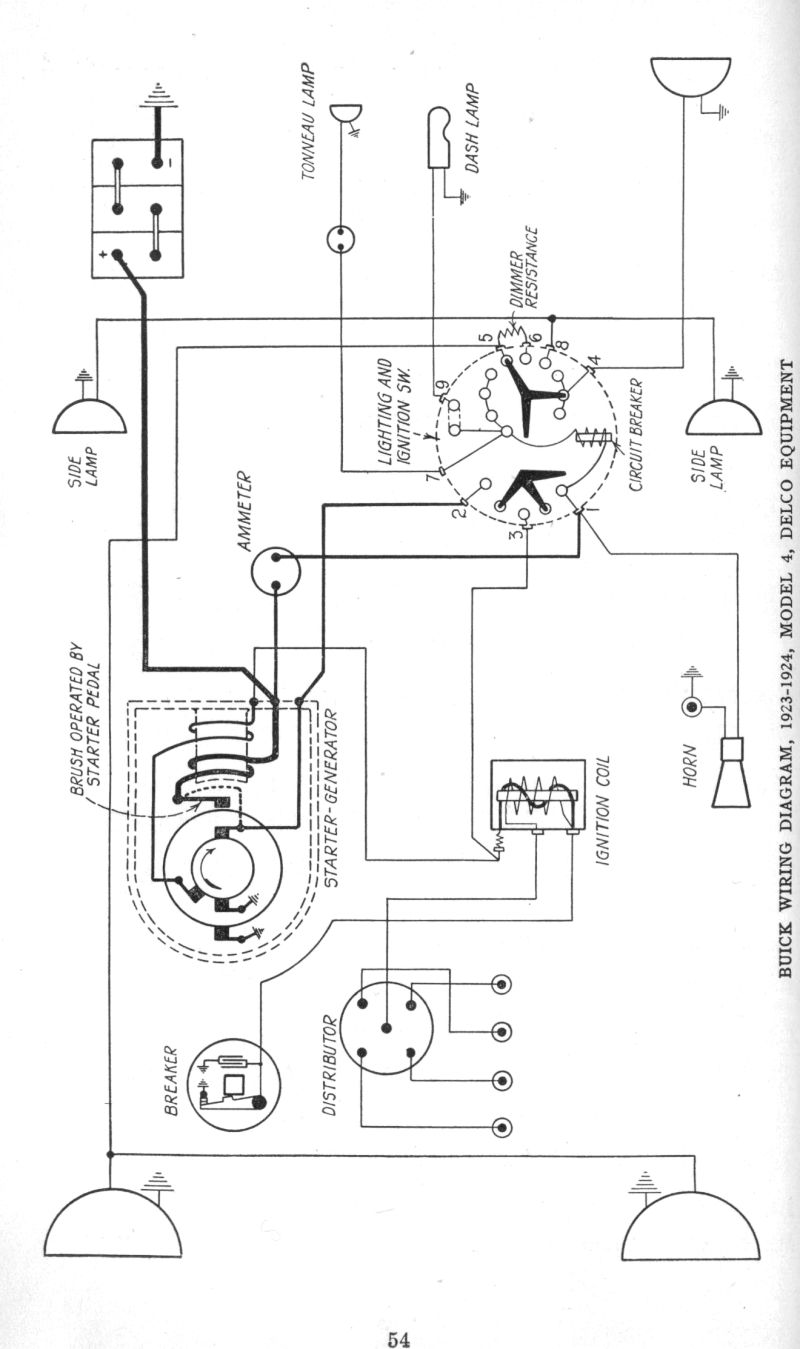 1927 buick wiring diagram on wiring diagram is there a complete wireing diagram available for a 1924 buick 4 1992 buick lesabre wiring diagrams 1927 buick wiring diagram
