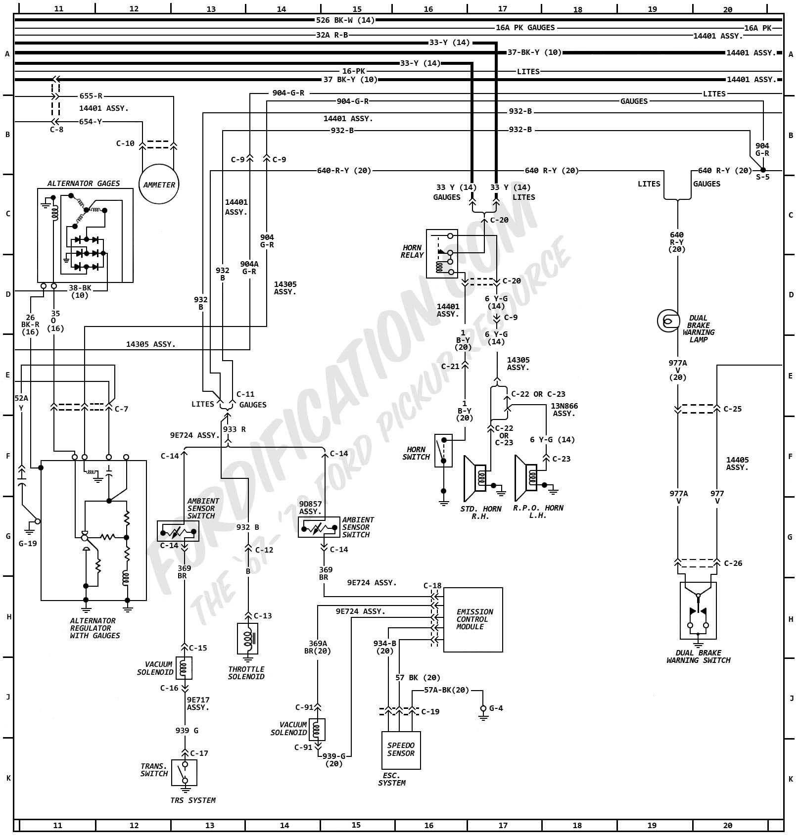 1993 ford explorer instrument cluster diagram html